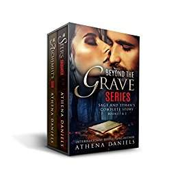 Beyond the Grave Series - a seductive, edge of your seat romance book by Athena Daniels