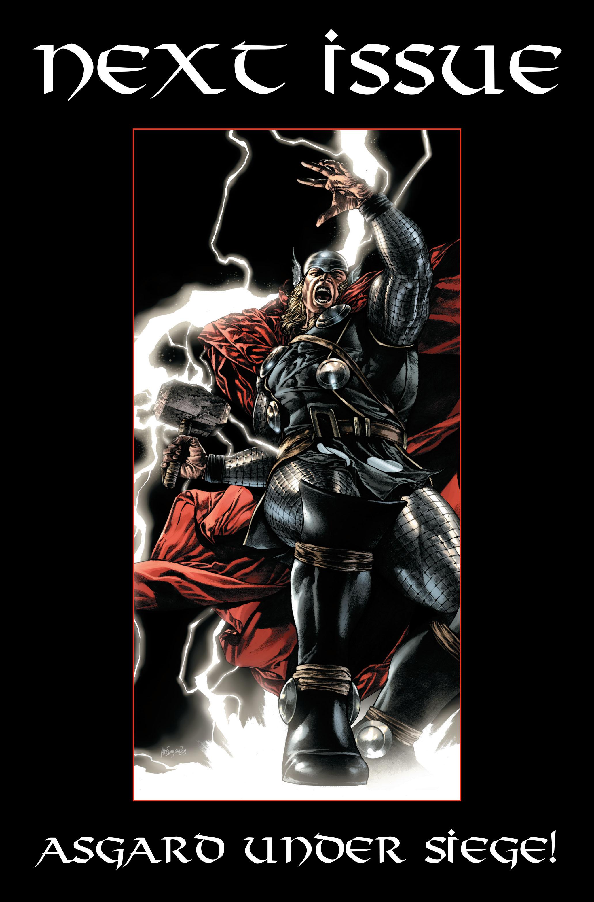 Thor (2007) Issue #606 #19 - English 25