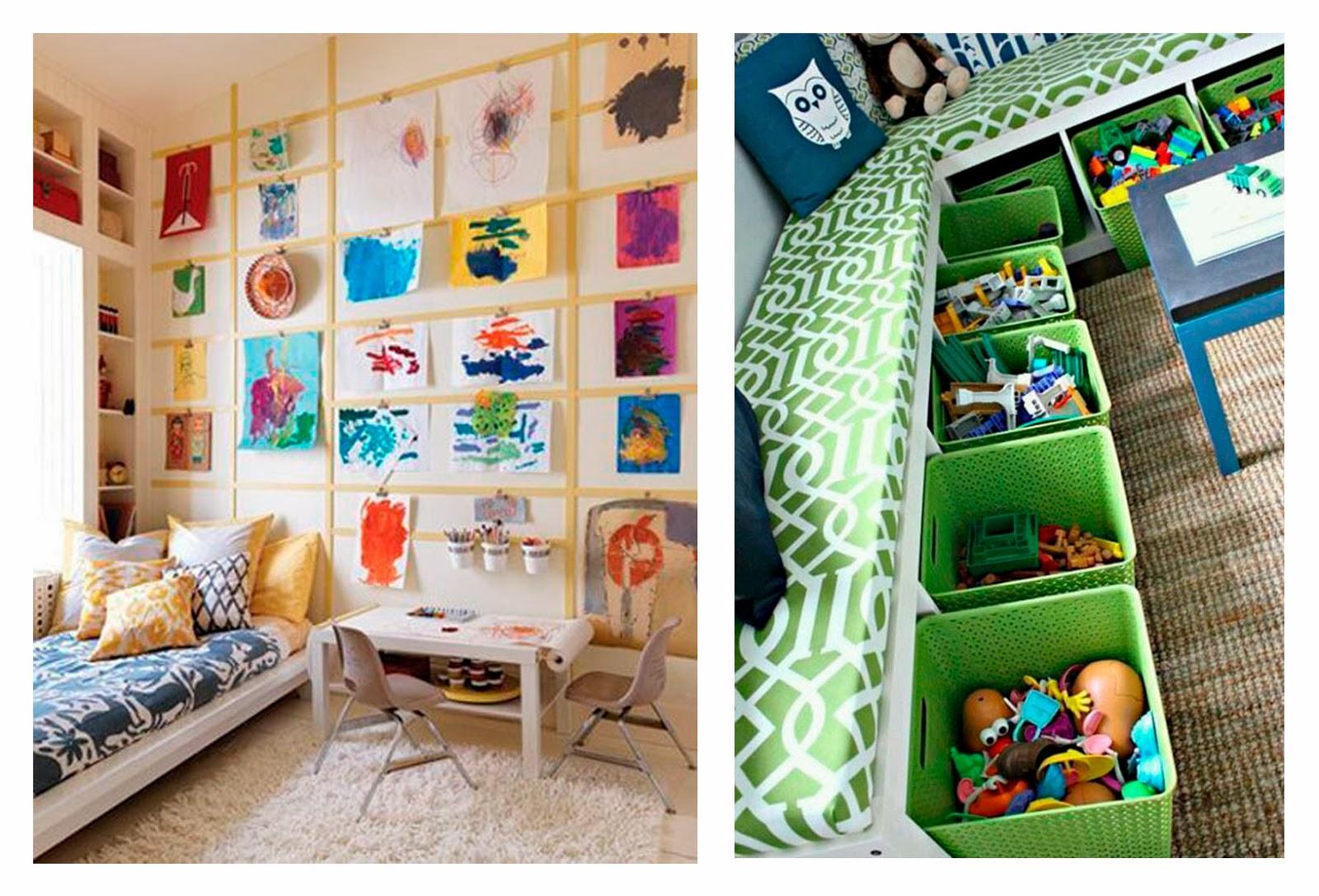 Camera Dei Bambini Fai Da Te : Design craft kids room camera dei bambini