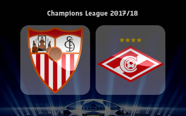 Sevilla vs Spartak Moscow Full Match & Highlights 1 November 2017