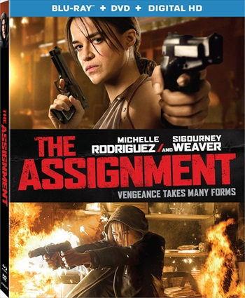 The Assignment 2016 English 480p BRRip 300MB