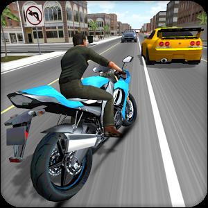 ေနာက္ဆံုး ဗါးရွင္းၿဖစ္တဲ့ - Moto Racer 3D v20160323 APK