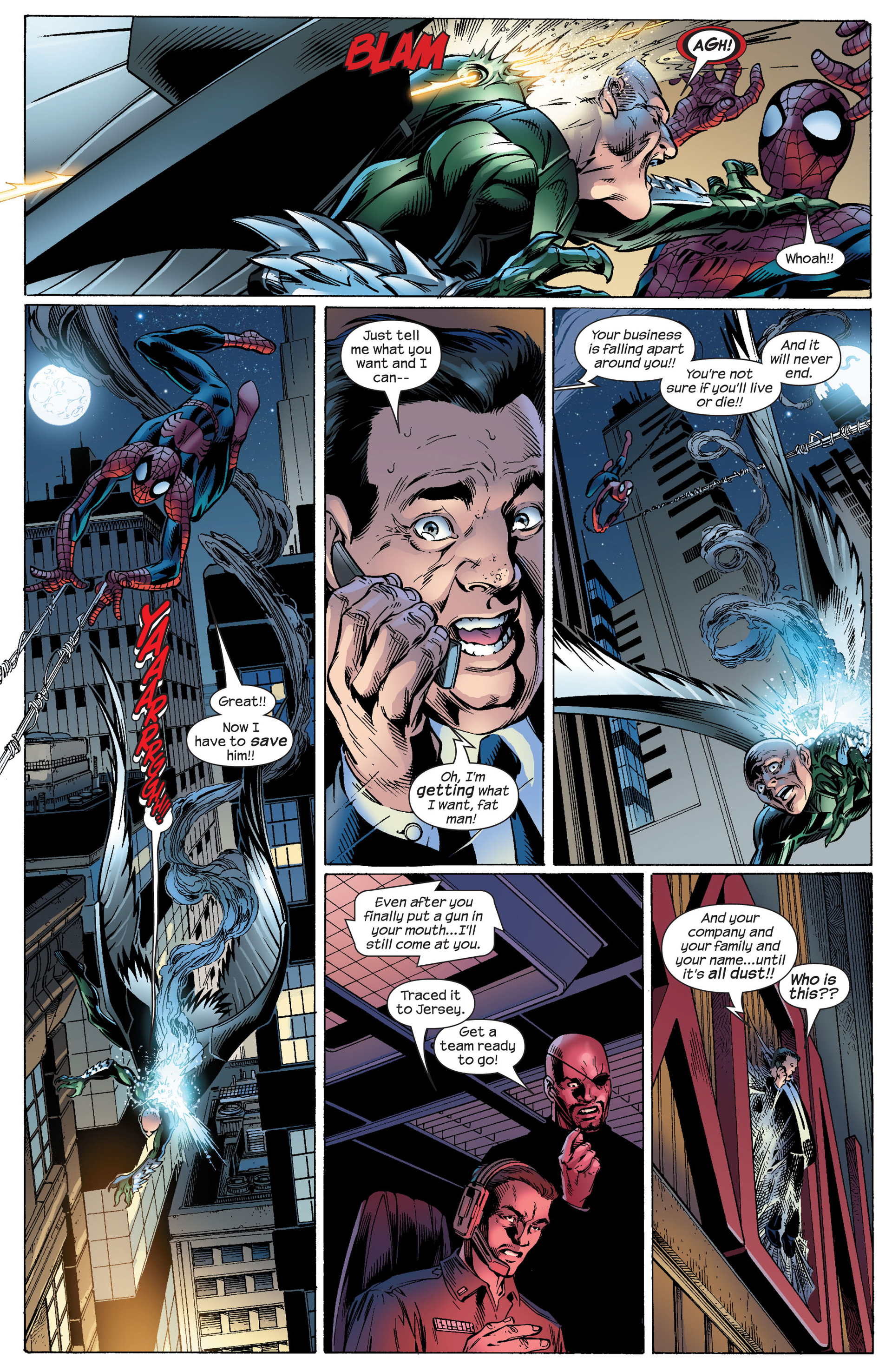 Read online Ultimate Spider-Man (2000) comic -  Issue #90 - 12