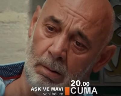 Aşk ve Mavi Dizisi 26 Ekim Çalan Türkü