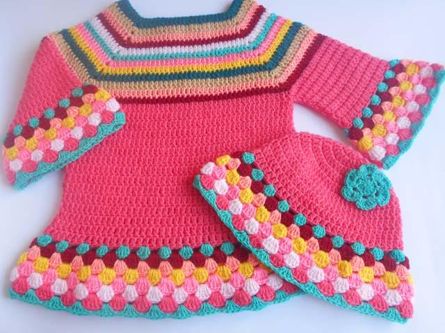 73937a0a4899b3 Crochet - Crosia Free Patttern with Video Tutorials  Crochet Girl ...