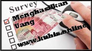 surve online dibayar
