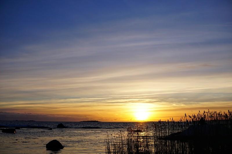 Itämeri, tammikuu