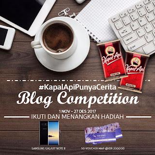 Blog Competition #KapalApiPunyaCerita