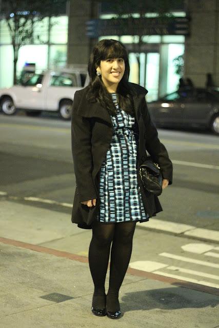 Calvin Klein Petite Dress Office Style Inspiration