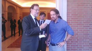 Mariano Rajoy, Pablo Iglesias, elecciones, gobierno, España