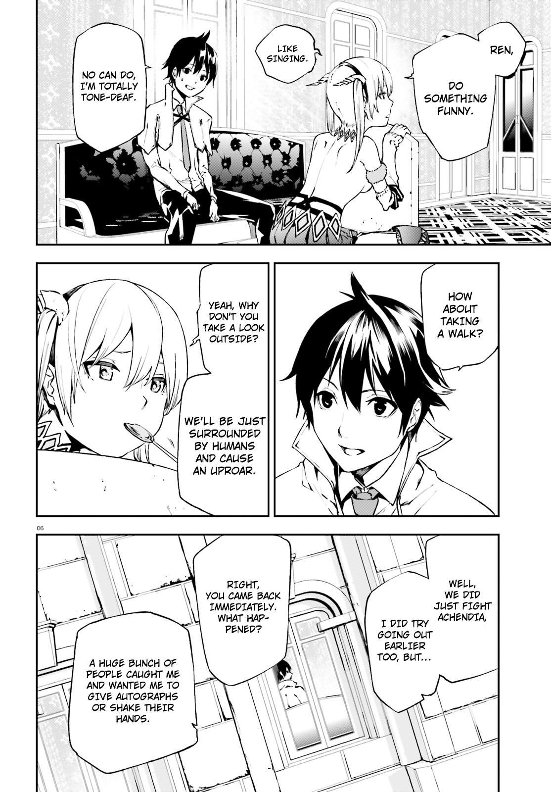 Sekai no Owari no Sekairoku - Chapter 12