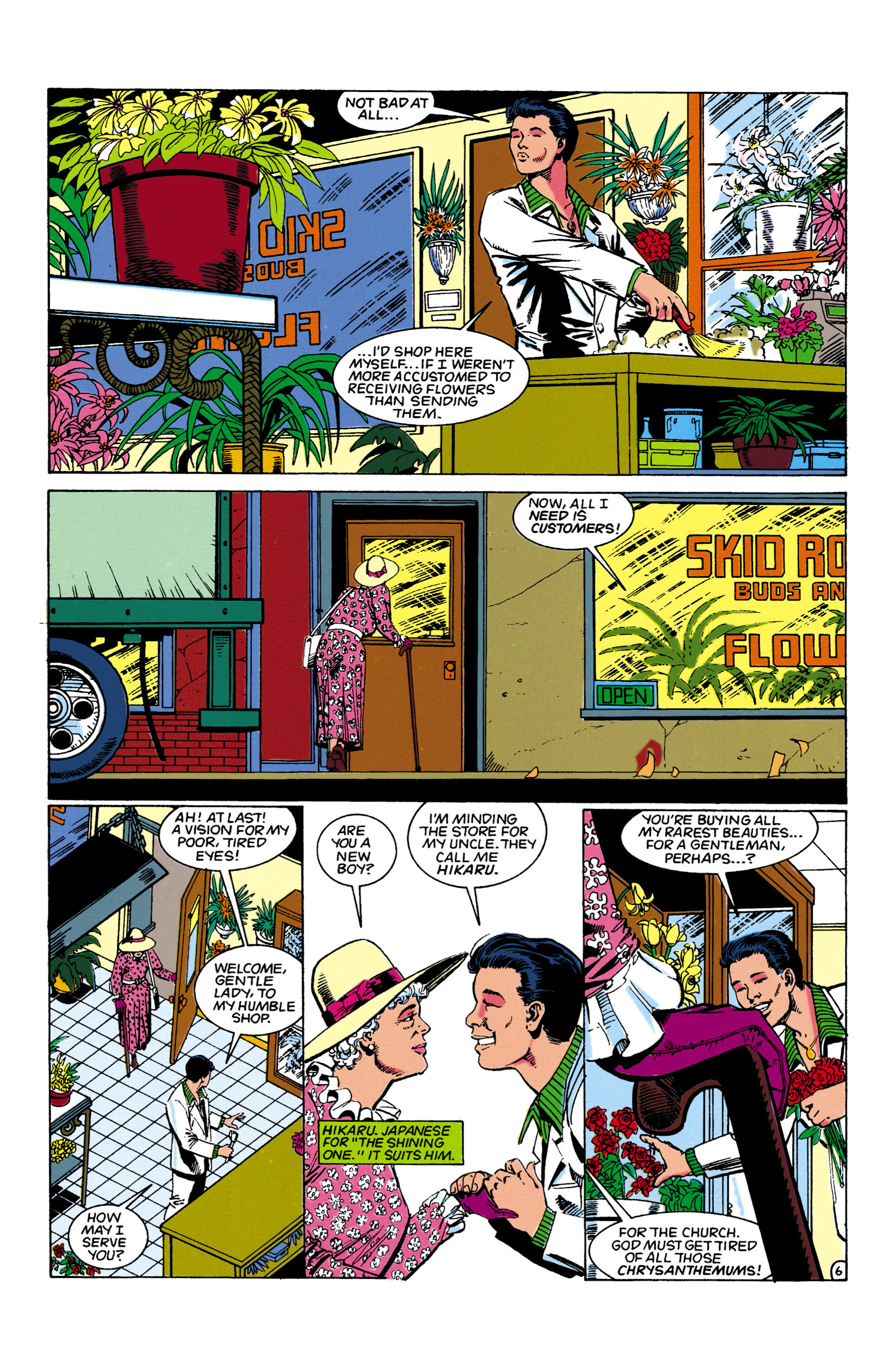 Catwoman (1993) Issue #5 #10 - English 7