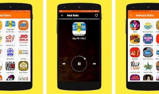 Aplikasi Radio untuk Android - Radio Online