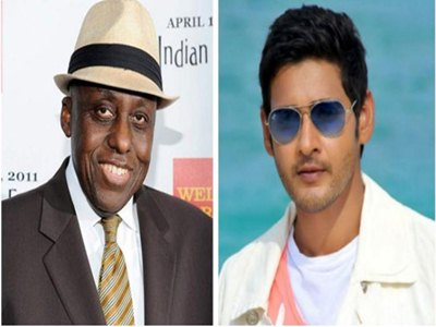Mahesh Babu and AR Murugadoss wants collaborate with Hollywood actor Bill Duke for international spy thriller