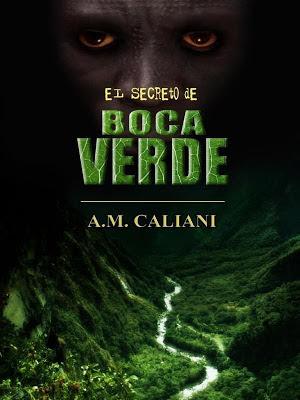 El secreto de Boca Verde - A. M. Caliani (2012)