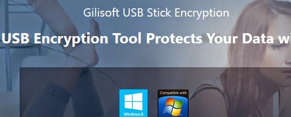 Gilisoft USB encryption application