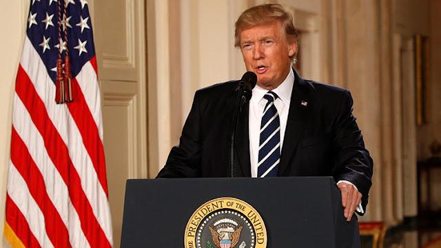 """Trump sobre su orden migratoria: """"Se trata de mantener a la mala gente fuera del país"""""""
