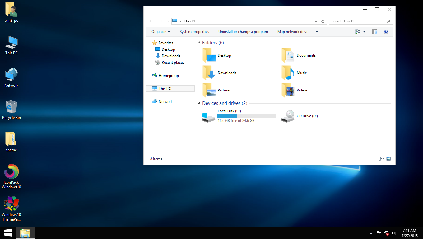 how to install service pack 1 for windows 10