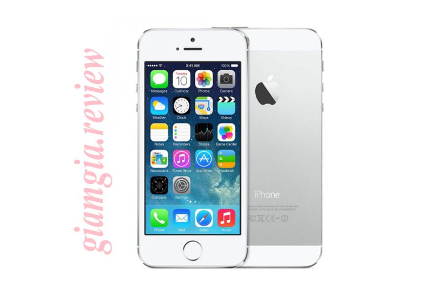 Mua iPhone 5s 4.999.000VNĐ