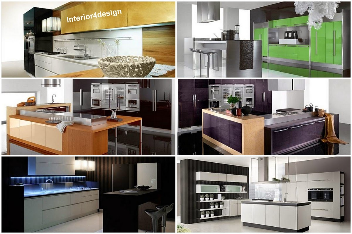 Popular Modern Kitchen Styles: More Elegance And Functionality