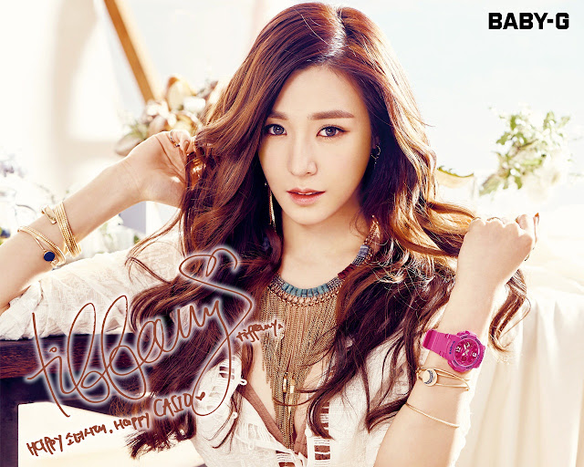 SNSD Tiffany - Baby-G 2016 Images 01