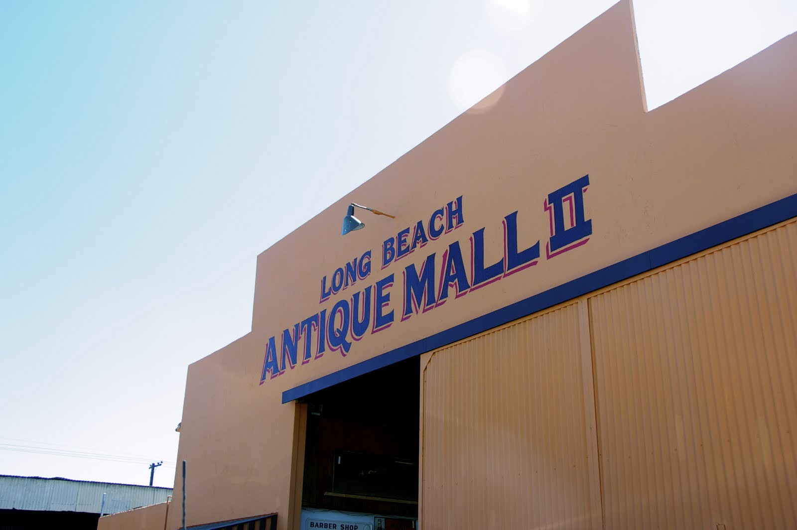 long beach antique mall educated not so domesticated: local lovin'   Long Beach Antique  long beach antique mall