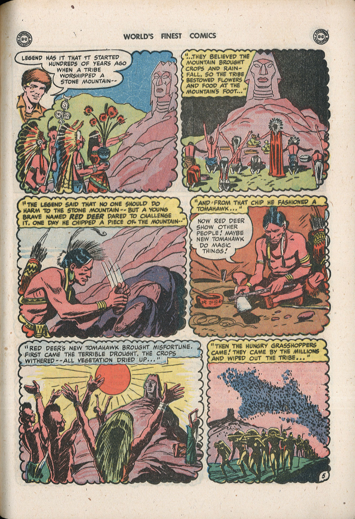 Read online World's Finest Comics comic -  Issue #33 - 41