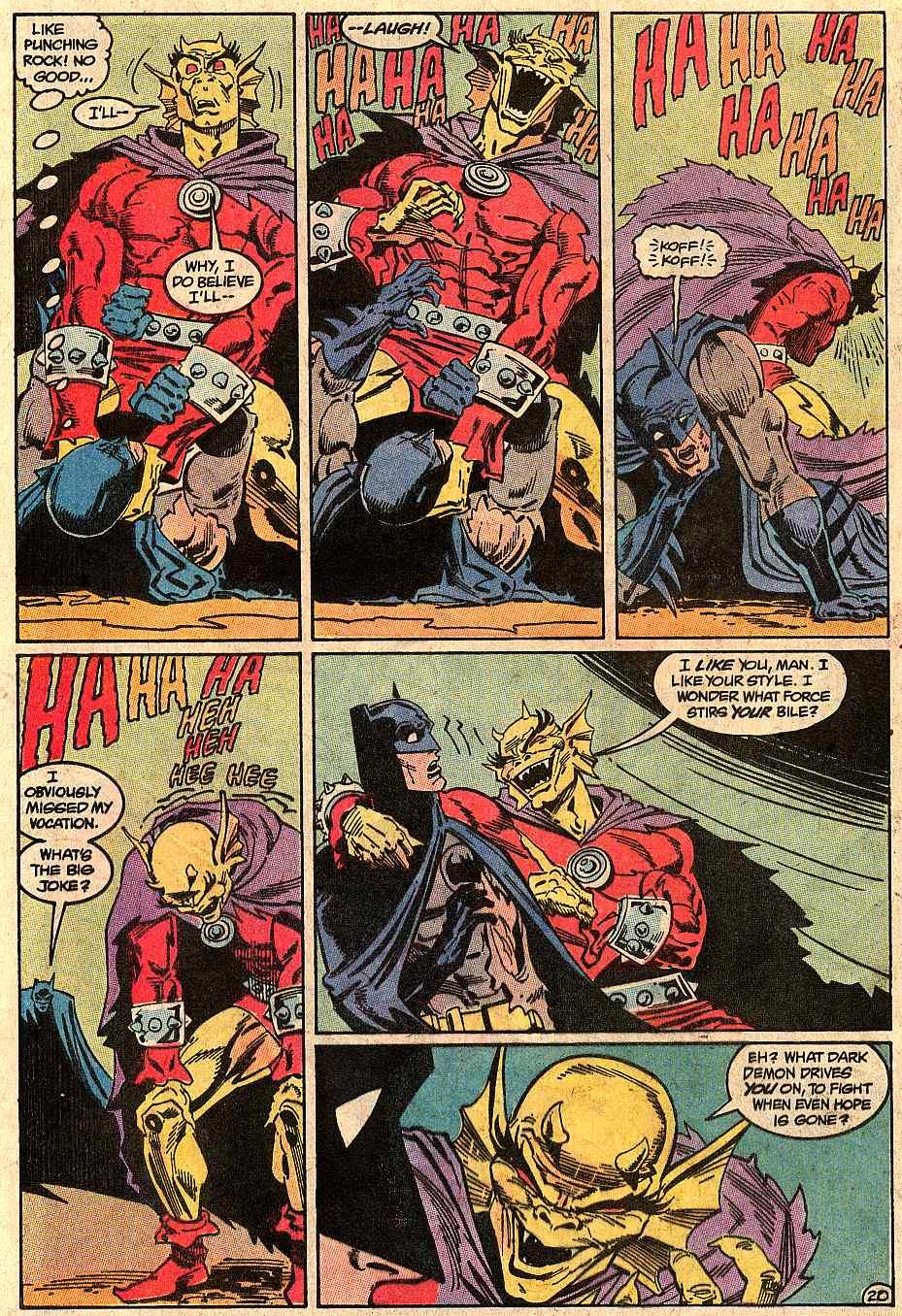 Detective Comics (1937) 603 Page 20