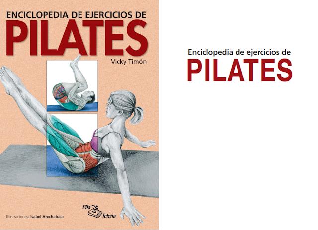 Enciclopedia de Ejercicios de Pilates 100