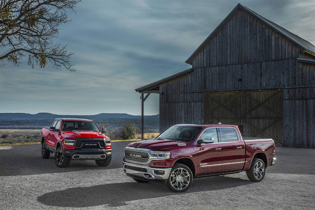 RAM 1500 2019 Limited e Rebel