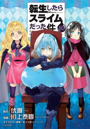 Ver online descargar Tensei Shitara Slime Datta Ken Manga Español