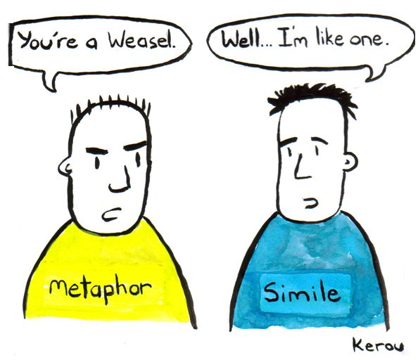 Metaphor and Simile