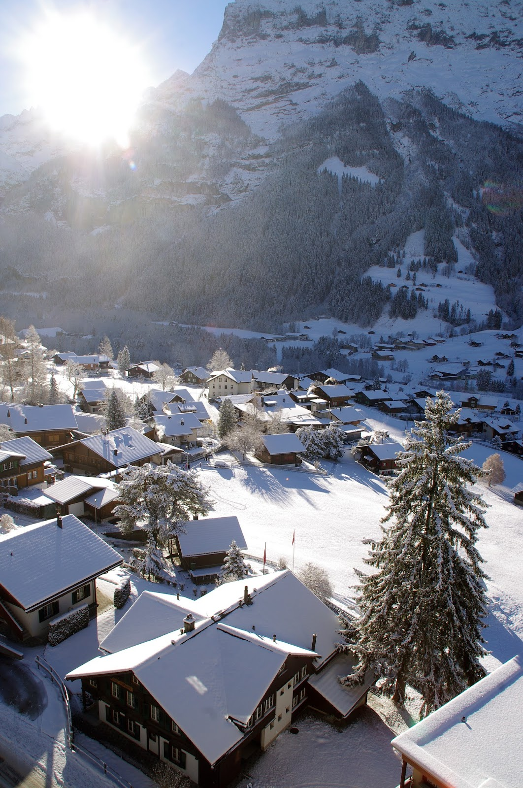 Grindelwald Winter
