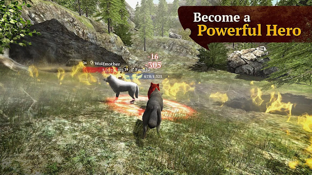The Wolf v1.0.1