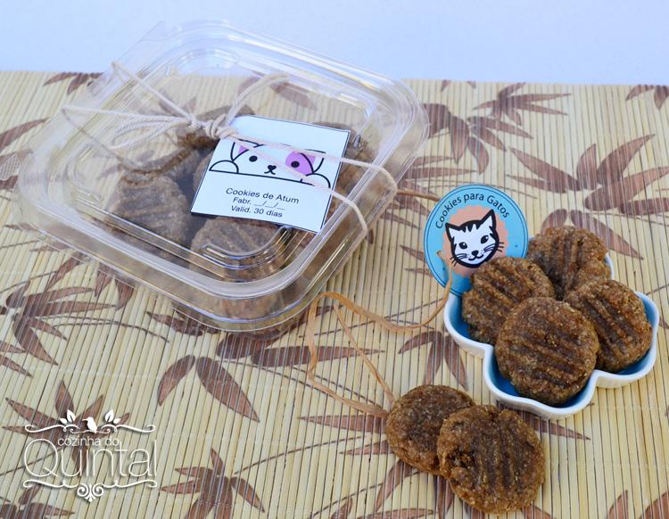 Faça e Venda Cookies para Gatos