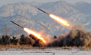 North Korea Fifth Launch of the Short Range Missile this month
