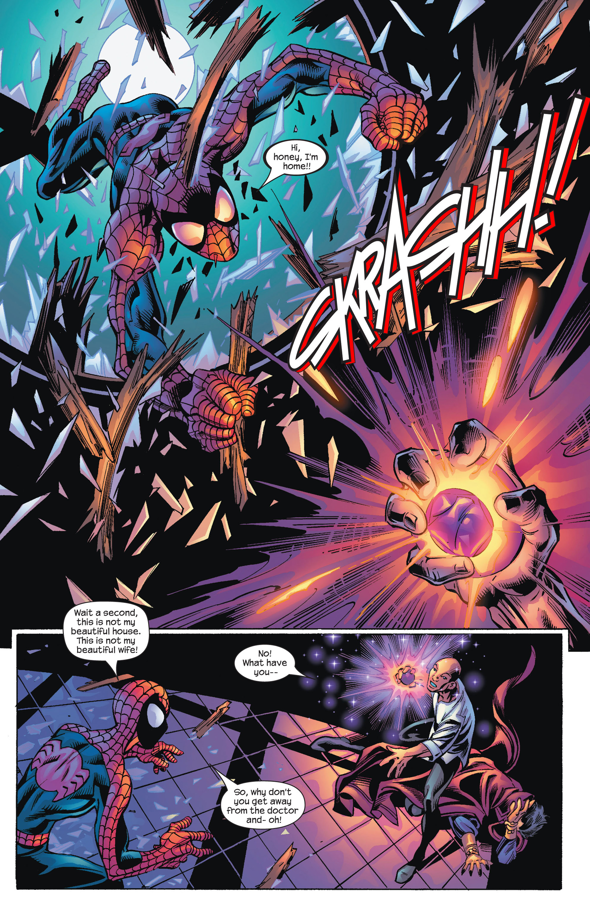 Read online Ultimate Spider-Man (2000) comic -  Issue #70 - 18