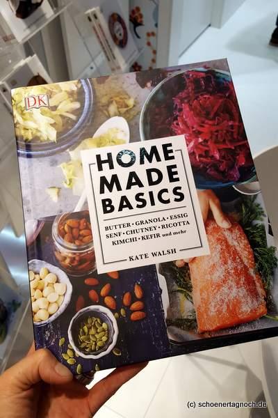 "Kochbuch ""Homemade Basics"" von Kate Walsh"