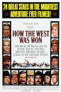 Cartel original de la película de 192: La conquista del Oeste