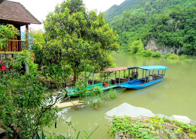 Pac Ngoi, a cultural village in Bac Kan famous for homestay tourism 2