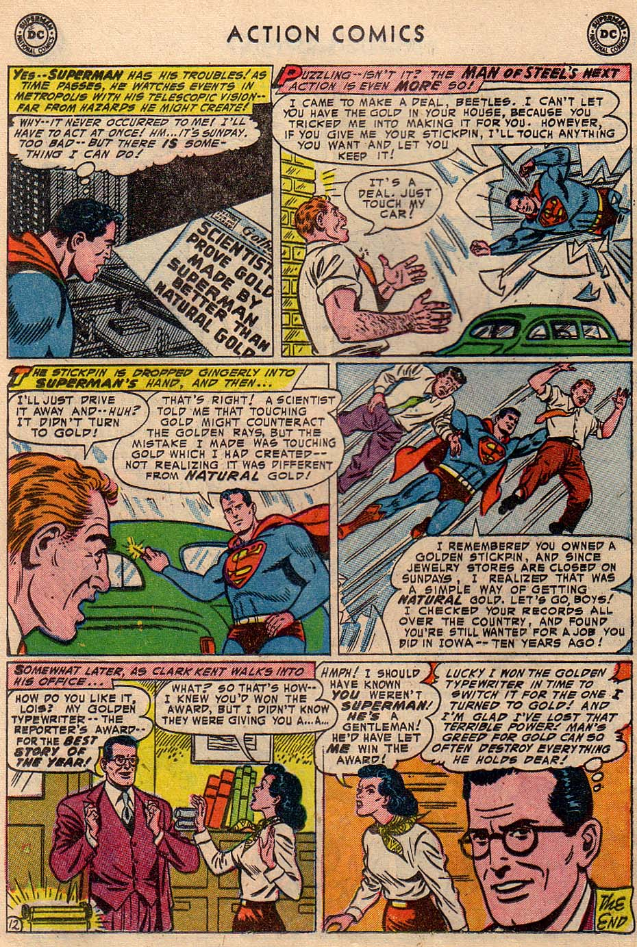 Action Comics (1938) 193 Page 13
