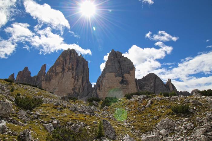 Drei Zinnen Naturpark, Südtirol