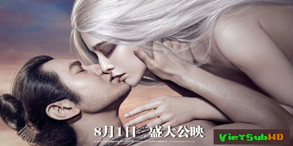 Phim Bạch Phát Ma Nữ VietSub HD | The White Haired Witch Of Lunar Kingdom 2014
