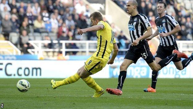 Prediksi Bola Newcastle United vs Tottenham Hotspur Liga Inggris