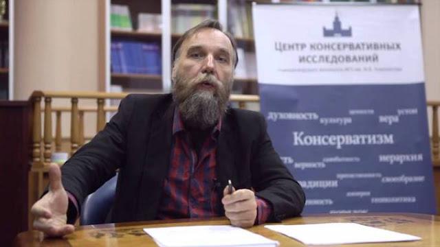 Η ανθελληνική κυβέρνηση συνέλαβε και απαγόρευσε τη μετάβαση του Ρώσου καθηγητή Dugin στο Άγιο Όρος!