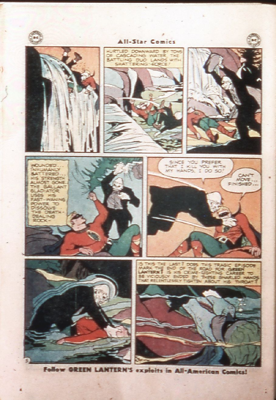 Read online All-Star Comics comic -  Issue #33 - 38