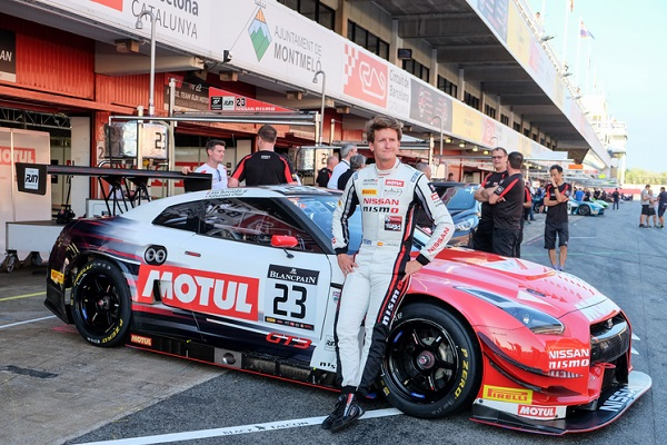 Lucas Ordoñez Nissan GT-R