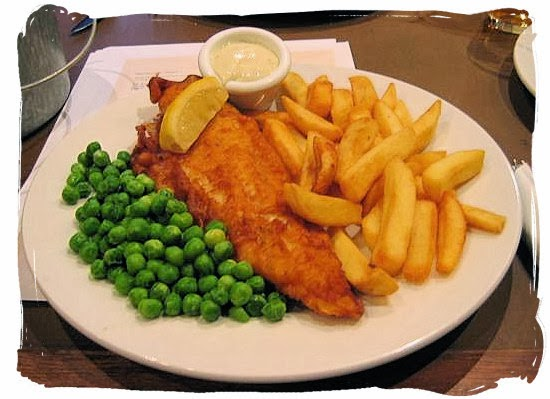 Best Fish And Chips Restaurant In Edinburgh