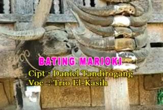 Download Lagu Toraja Bating Marioki (Trio El-Kasih)