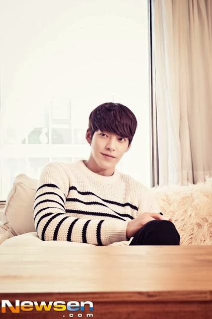 My Oh My This Is KIM WOO BIN